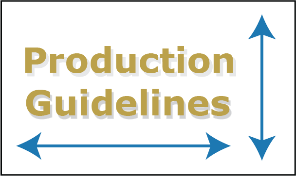 Production Guidelines